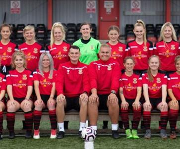 womens team pic