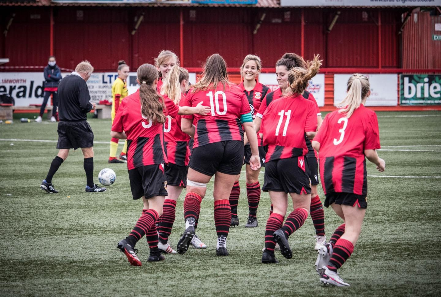 19032021 - TAMWORTH WOMEN ENTER POST LOCKDOWN CUP Top Image
